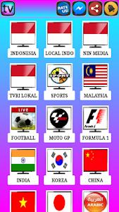 Download TV Online Indonesia HD 2.8.2 APK