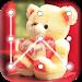Download Teddy Bear Pattern Lock Screen 3.5 APK