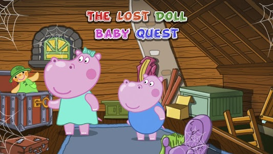 screenshot of The Lost Doll: Escape Room version 1.1.7