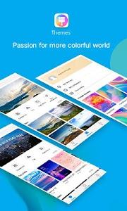 screenshot of Themes version 9.0.5.305
