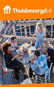 screenshot of Thuisbezorgd.nl - Order food online version 4.22.2