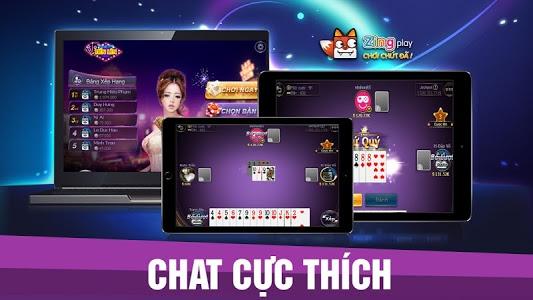 screenshot of Tiến lên Miền Nam- Tiến Lên - tien len - ZingPlay version 3.9