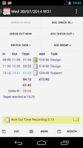 Download Time Recording - Timesheet App  APK