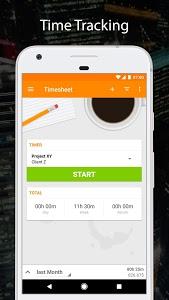 Download Timesheet - Time Tracker v2.6.3 APK