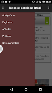 Download TV channels in Brazil 12.0 APK