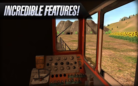 screenshot of Train Driver 15 version 1.4.1