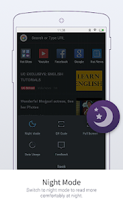 screenshot of UC Browser Mini -Tiny Fast Private & Secure version 11.5.2
