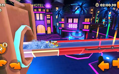 screenshot of Uphill Rush Racing version 1.39.3