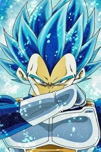 Download Vegeta Beyond Super saiya Blue Wallpaper 1.1 APK
