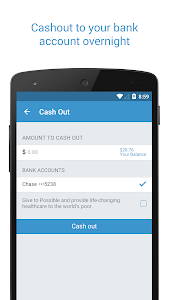 screenshot of Venmo version 6.10.2