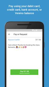 screenshot of Venmo: Send & Receive Money version 7.23.1