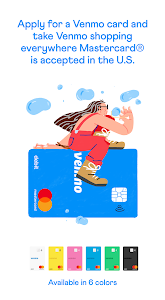 screenshot of Venmo Mobile Wallet: Send & Receive Money version 7.27.2