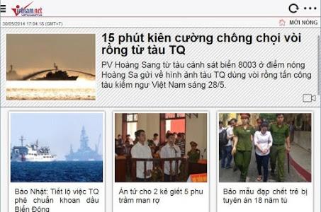 Download VietNamNet - Bộ TT-TT 2.0.0 APK