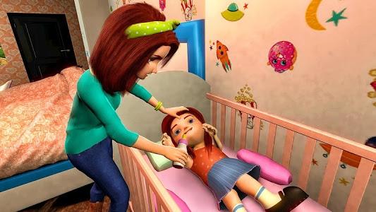 Download Virtual Mother Game: Family Mom Simulator 1.16 APK