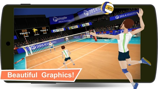 Download Volleyball Champions 3D 7.1 APK