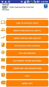 Download Voter Card and Pan Card Get 4.18 APK