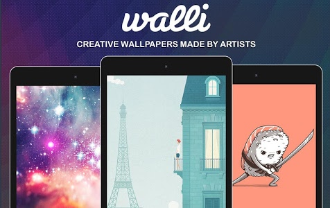Download Walli - 4K, HD Wallpapers & Backgrounds 2.6.4 APK