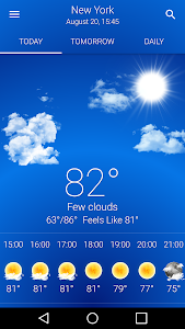 Download Weather 14.7 APK