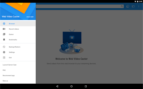 Download Web Video Cast   Browser to TV (Chromecast/DLNA/+) 4.3.1 APK