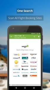 screenshot of Wego Flights & Hotels version 5.7.0