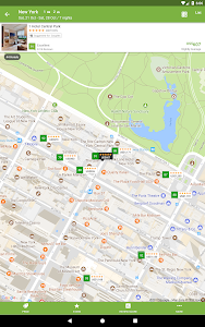 screenshot of Wego Flights & Hotels version 5.7.1