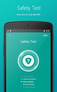 screenshot of Swift WiFi version 2.0.114.4025