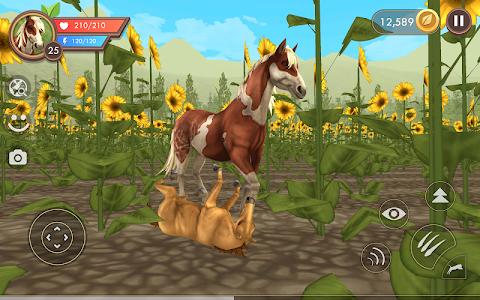 screenshot of WildCraft: Animal Sim Online 3D version 5.1