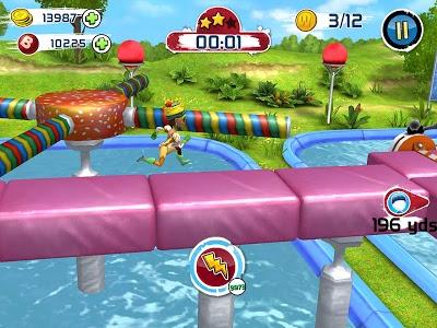 screenshot of Wipeout 2 version 1.0.2