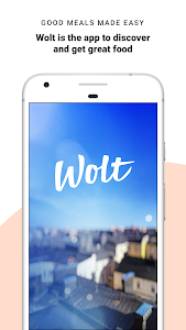 Download Wolt 1.28.13 APK