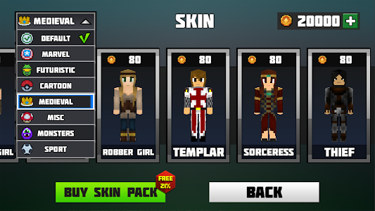 Download World of Cubes Survival Craft with Skins Export 2.9 APK