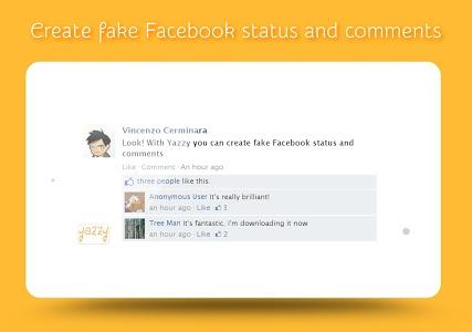 Download Yazzy (Fake Conversations)  APK