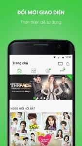 screenshot of Zing TV version 3.0.6