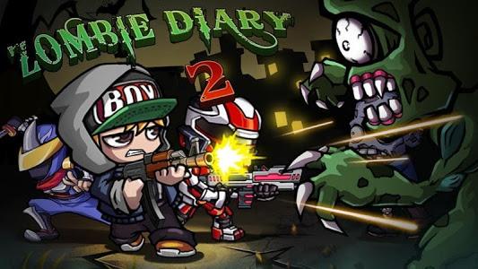 Download Zombie Diary 2: Evolution 1.2.3 APK