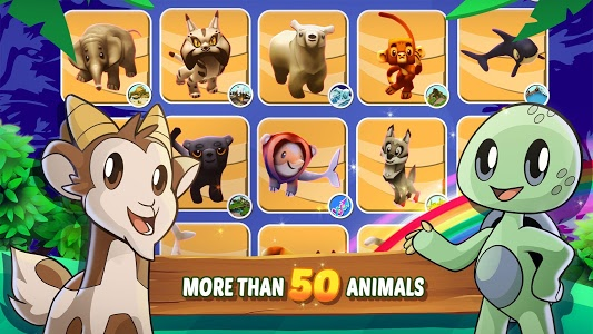 Download Zoo Evolution: Animal Saga 2.1.0 APK