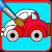 Download cars coloring game 7.0 APK