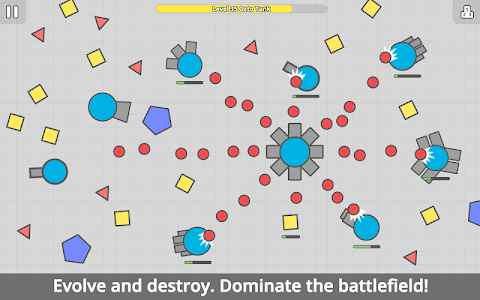 Download diep.io 1.2.7 APK