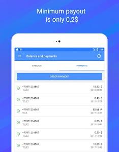 screenshot of ePN Cashback AliExpress version 0.2.9.20