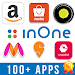 Download Shopping, Cabs, Recharge, Food, Offers - inOne 4.26 APK