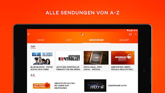 Download kabel eins – TV, Mediathek  APK