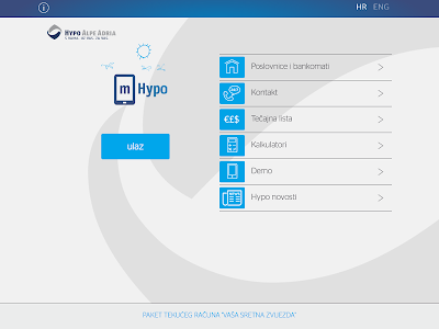 screenshot of m-Hypo:-) version 2.3.0