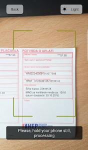 screenshot of Addiko Mobile Hrvatska version 4.2.0