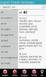 Download İngilizce Türkçe Sözlük 6.3 APK
