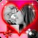 Download romantic true love photo frame 2.0 APK