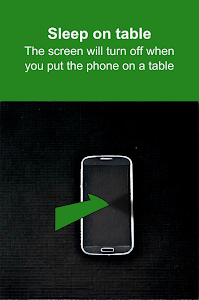 screenshot of smartWake - Auto screen On/Off version 1.30